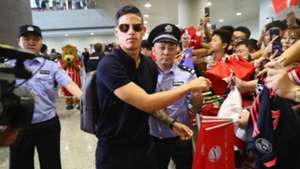 James Rodriguez FC Bayern Muenchen Audi Summer Tour Day 2 17072017