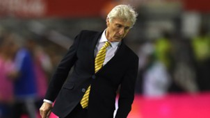 Jose Pekerman Colombia v Paraguay WC qualifying south america 05102017