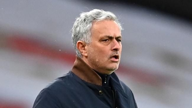 Tottenham boss Jose Mourinho