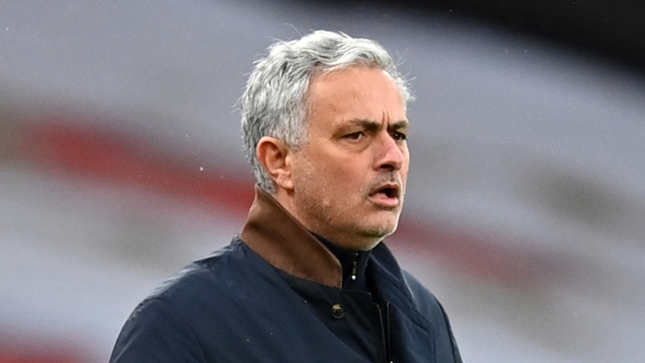 Jose Mourinho has been sacked by Spurs