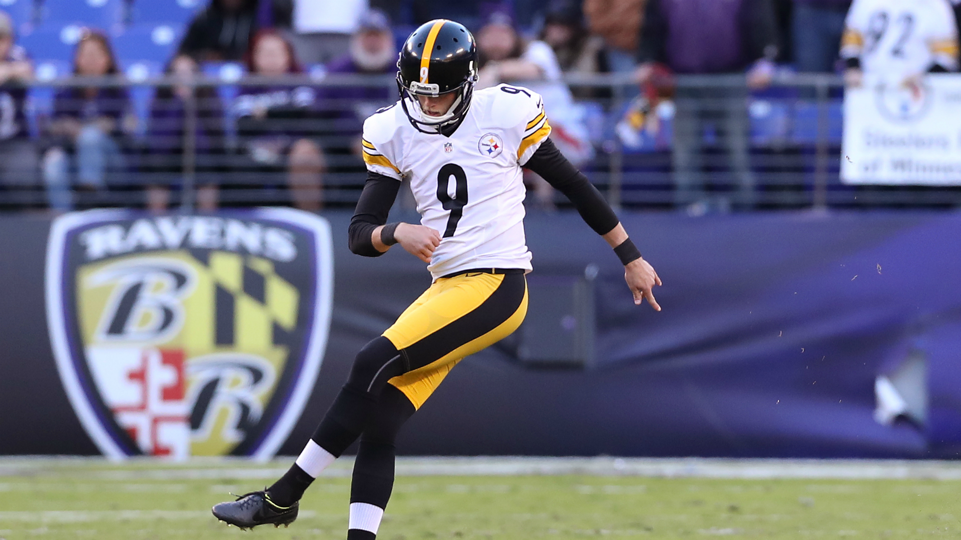 Report: Steelers sticking with K Chris Boswell | Sporting News