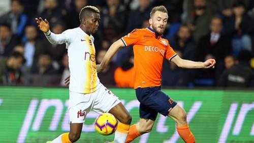 Galatasaray Basaksehir Onyekuru Visca