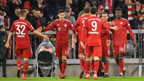 Bayern Munih Mainz
