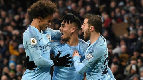 Manchester City 12152018