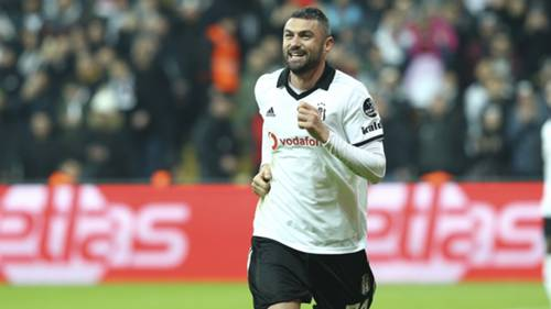 Burak Yilmaz Besiktas Bursaspor 09/02/2019