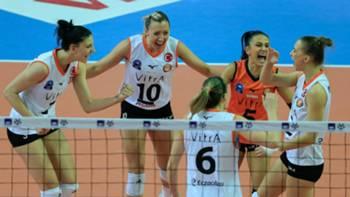 Eczacibasi Galatasaray Kupa Yari Final