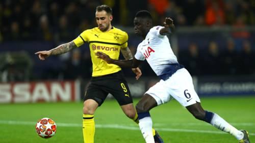 Dortmund Tottenham Getty