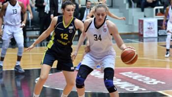 Fenerbahçe Beşiktaş Kadınlar Basketbol Ligi