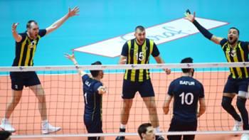 Fenerbahce Voleybol Yari Final