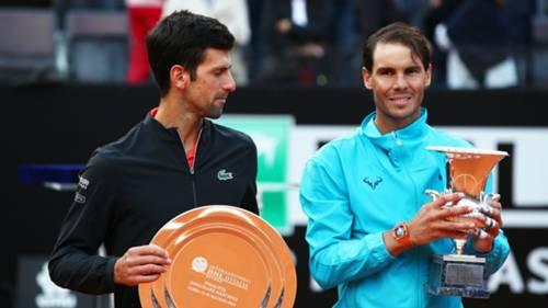 Nadal Djokovic Rome Masters 05192019