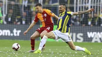 Fenerbahce Galatasaray Beraberlik