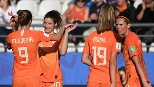 Netherlands FIFA WWC 2019
