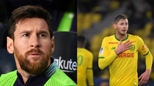 Messi Sala