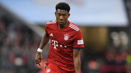 David Alaba Bayern Munchen