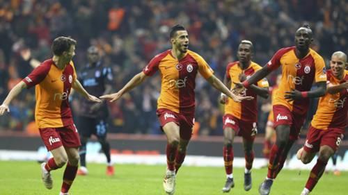 Galatasaray Trabzonspor 10/02/2019