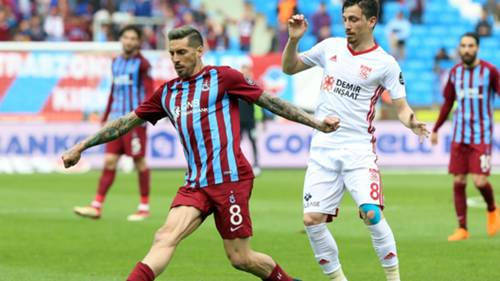 Jose Sosa Trabzonspor Sivasspor 04212018