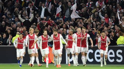 Ajax Tottenham