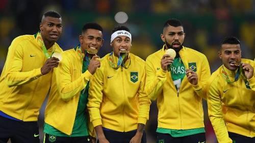 Brezilya Olimpiyat