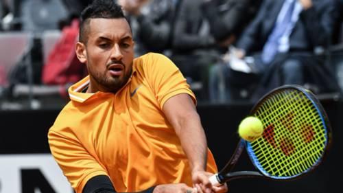 Nick Krygios Rome Open 2019