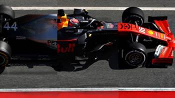 Formula 1 2019 Header