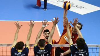 Galatasaray Trentino Cev Cup