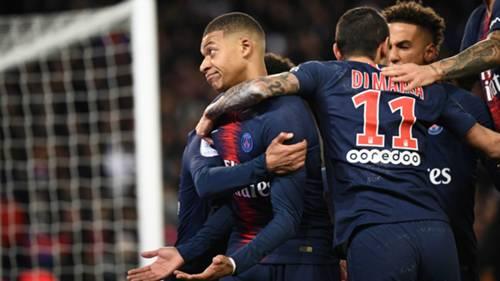 Mbappe PSG Marsilya