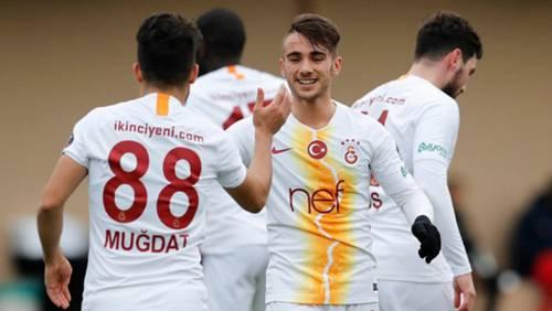 Galatasaray Mugdat Celik Yunus Akgun