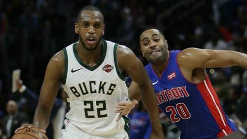 Milwaukee Bucks Detroit Pistons 04232019