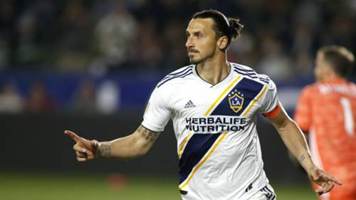 Zlatan İbrahimovic LA Galaxy 31032019