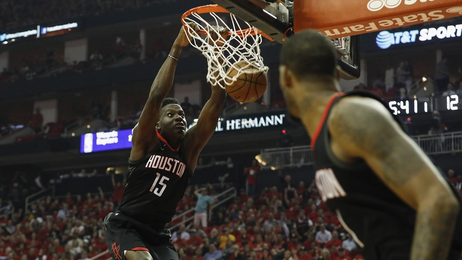 Capela Rockets All-breakout-Teamd NBA Playoffs 2018 1st