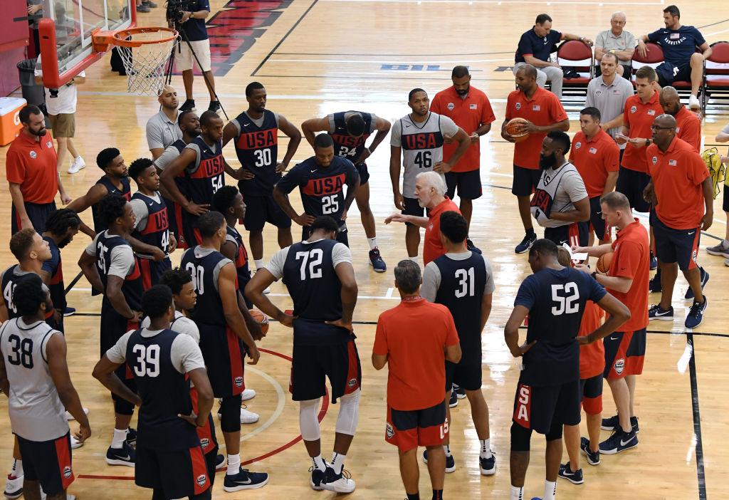 Basketball USA National team
