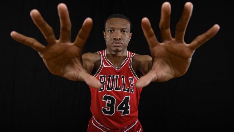 Wendell Carter Jr. Chicago Bulls