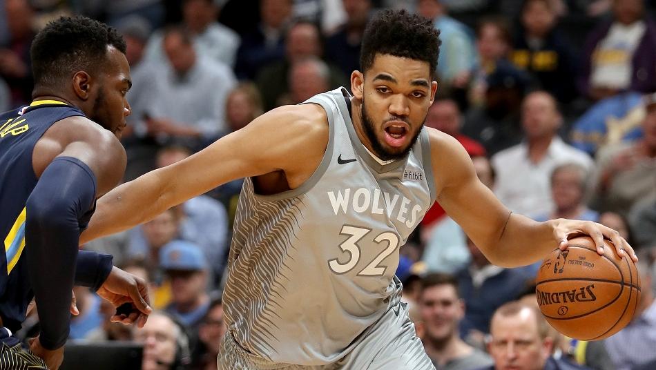 カール・アンソニー・タウンズ ミネソタ・ティンバーウルブズ EA NBA LIVE バスケットボール