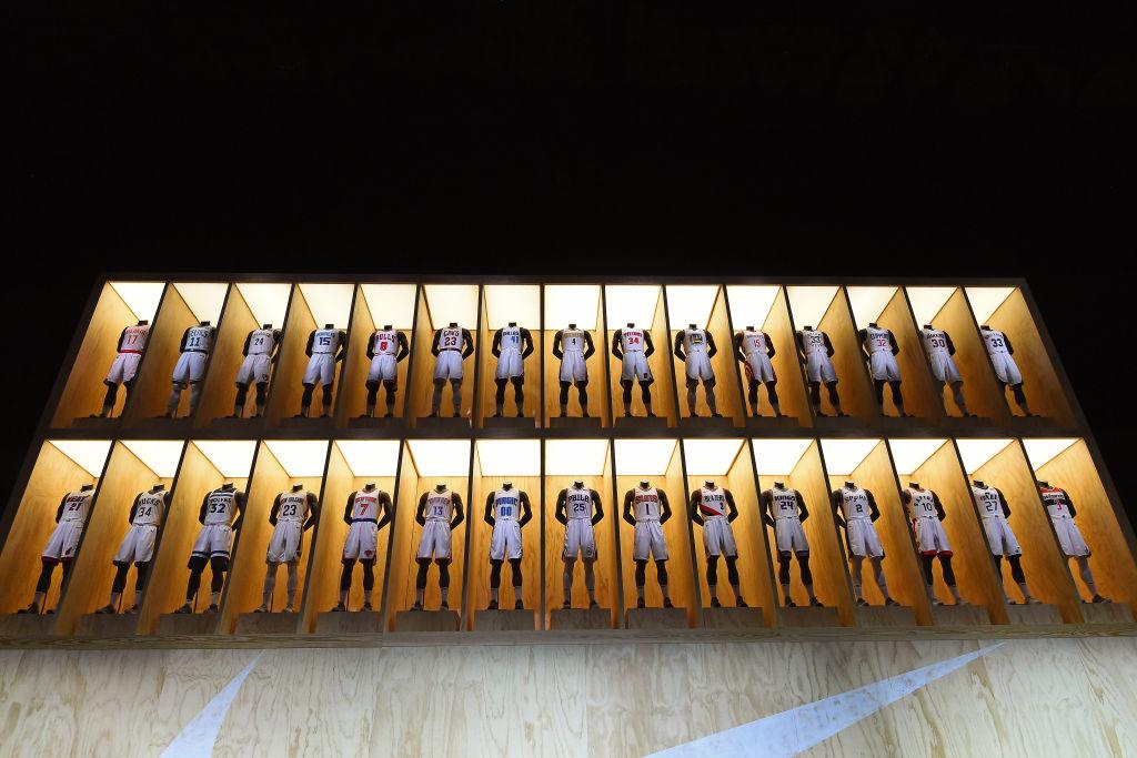 NBA Uniform Jersey