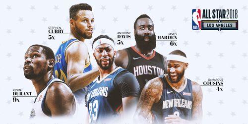 速報]NBAオールスター2018のス...