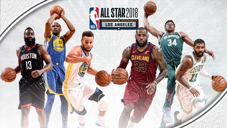 第67回 2018 NBAオールスターゲ...