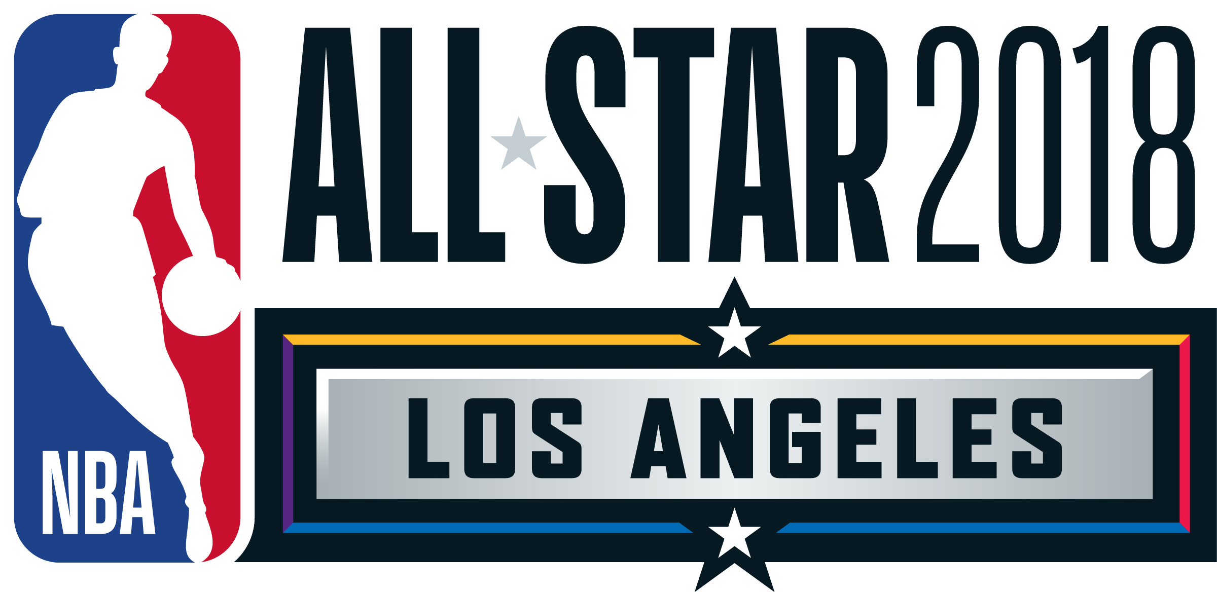 NBA All-Star 2018 original logo 2400px