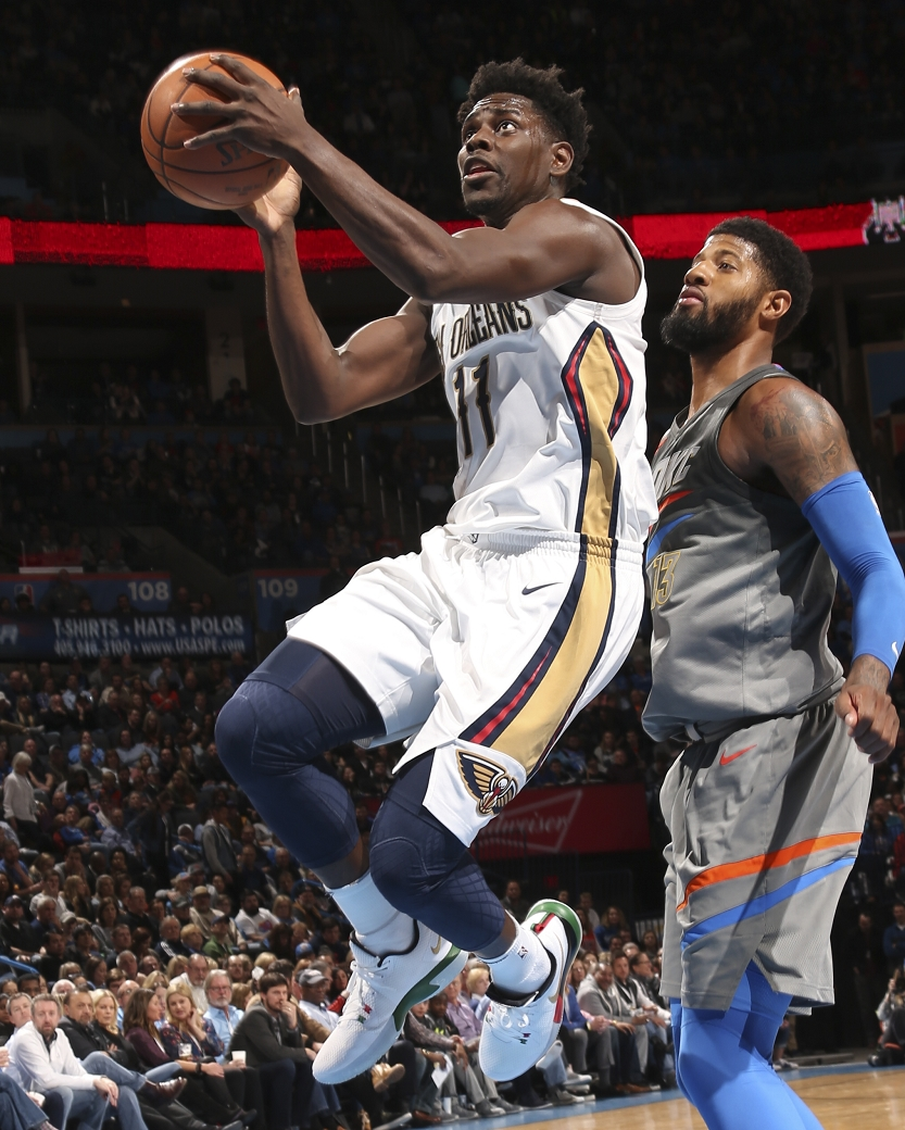 Jrue Holiday Pelicans