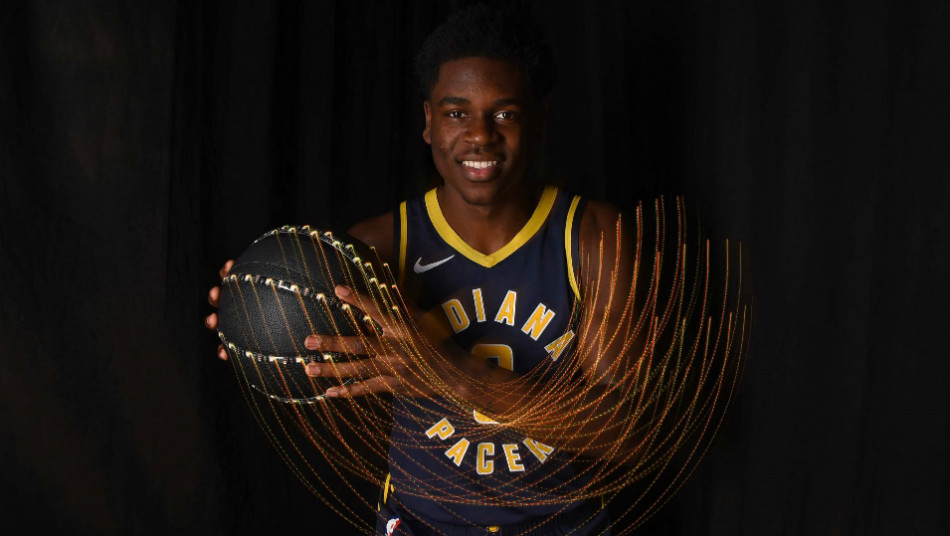 Aaron Holiday Indiana Pacers