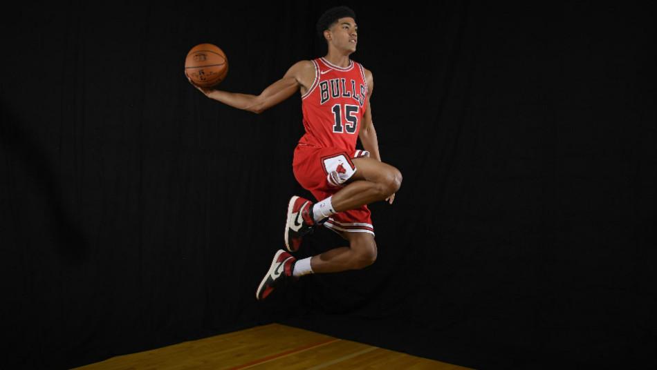 Chandler Hutchison Chicago Bulls