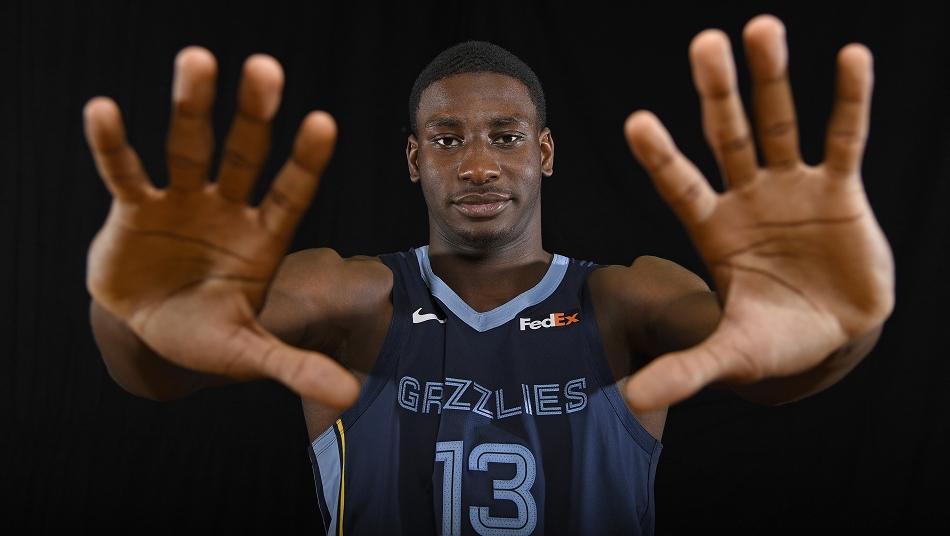 Jaren Jackson Jr. Grizzlies