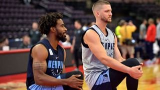 Mike Conley Chandler Parsons