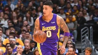 Kyle Kuzma Los Angeles Lakers