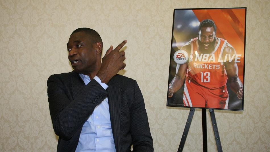 Dikembe Mutombo x NBA LIVE