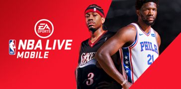 EA NBA LIVE Basketball 2018-19
