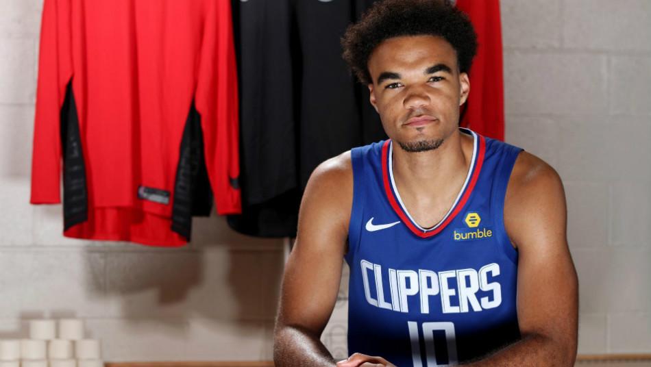 Jerome Robinson LA Clippers