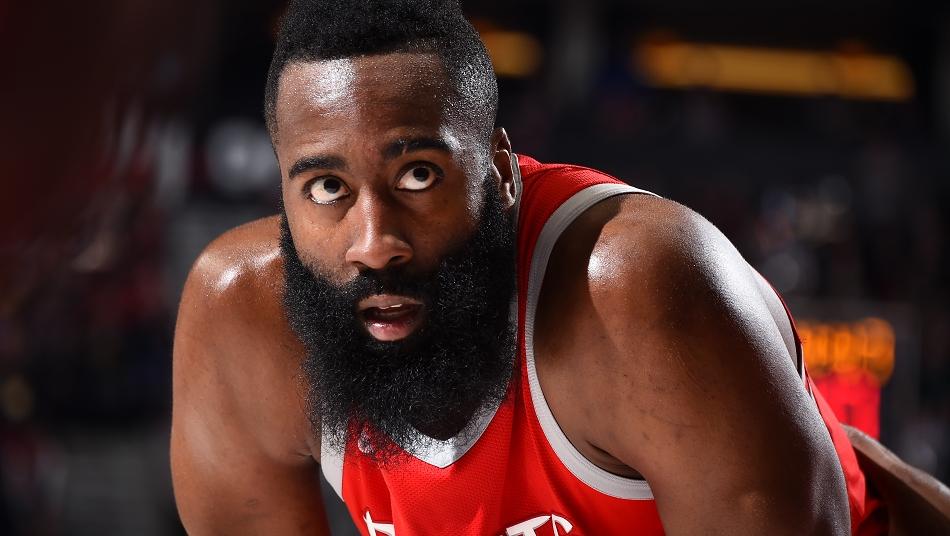 ジェームズ・ハーデン ヒューストン・ロケッツ NBA LIVE バスケットボールボール