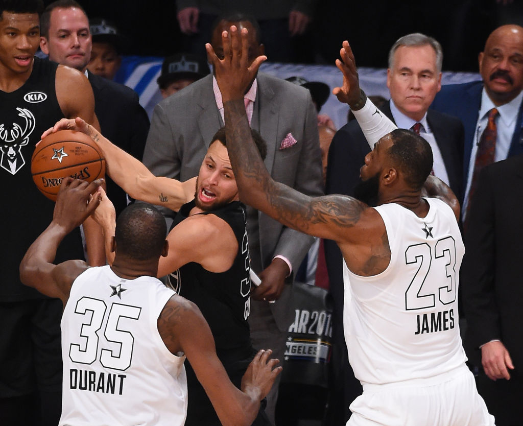 2018 NBA All-Star