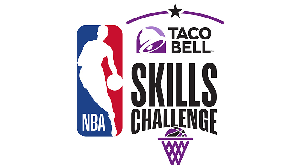 NBA All-Star 2018 Skills Challenge logo 950x536