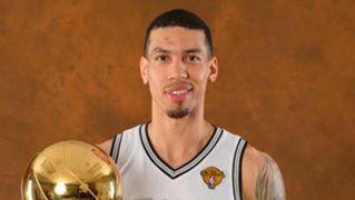Danny Green Spurs 2014 NBA Finals